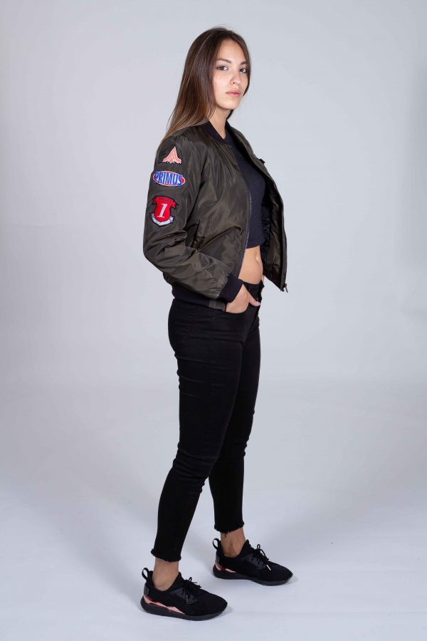 Bomber Patch Donna