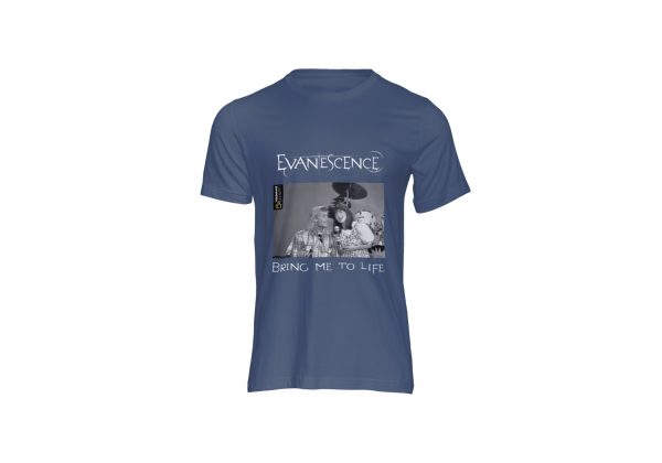 T-shirt Videografie Segnanti Evanescence