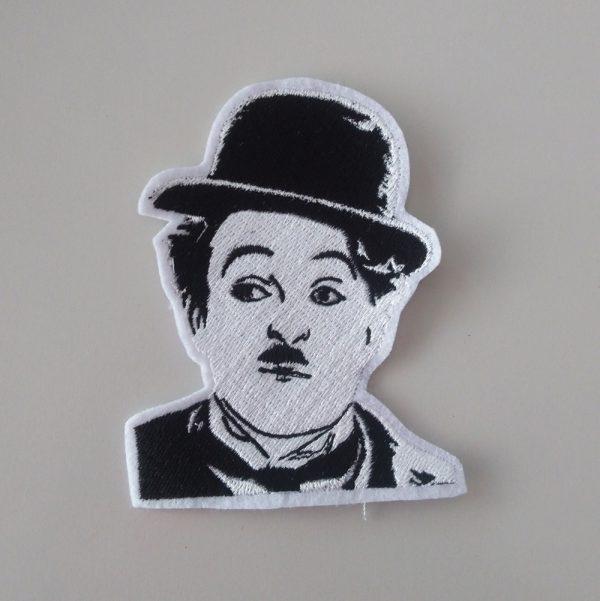 Patch Charlie Chaplin