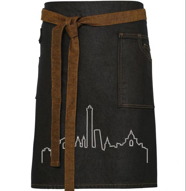Grembiule Jeans Skyline Bologna