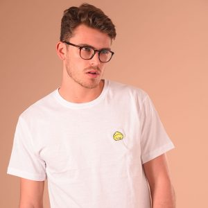 T-Shirts Uomo con Patch Tortellino